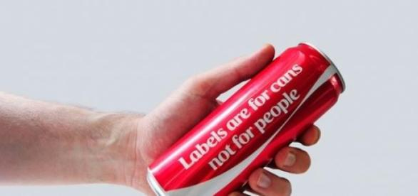 """Labels are for cans, not for people"""