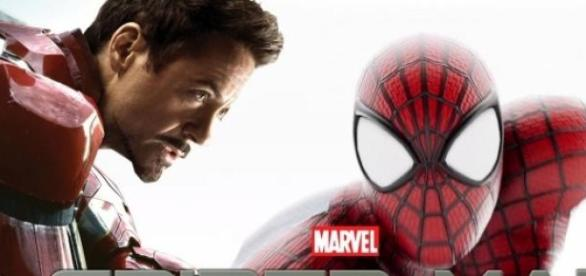 Robert Downey Jr. confirmo a Spider-Man