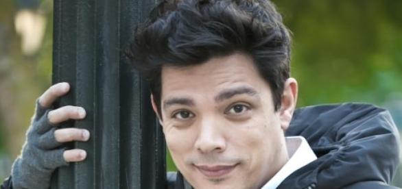 Vasco Palmeirim, locutor da Rádio Comercial.