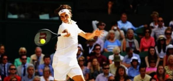 Federer sigue muy en forma en Wimbledon