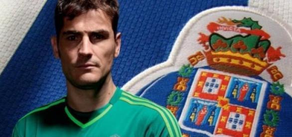 Iker Casillas deixa o Real para o Porto.