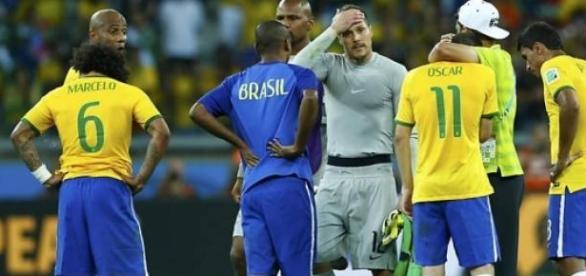 Maior vexame da seleção brasileira