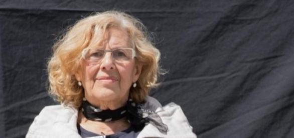 Manuela Carmena en imagen de archivo.