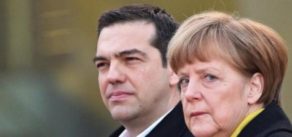 Os gregos confrontam a Europa com a Democracia