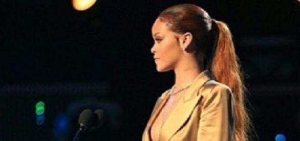 Rihanna bei den BET Awards 2015
