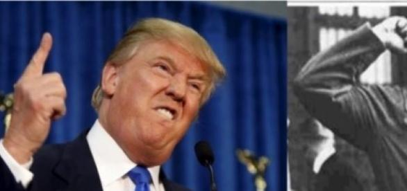 Donal Trump y su discurso nos recuerda a Hitler