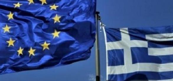 os credores da União Europeia, a crise grega