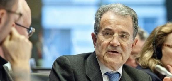 Romani Prodi, presidente del Consiglio nel 2008
