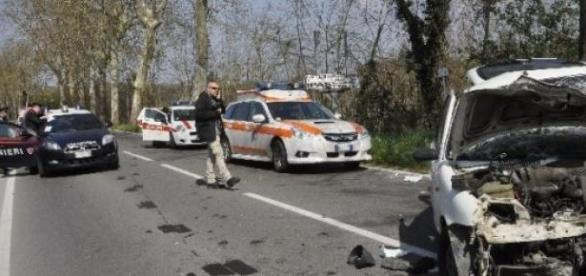 Un sofer român beat a ucis doi indieni la Mantova