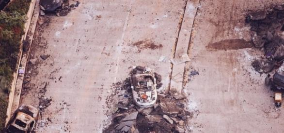 12 soldados afganos, murieron.