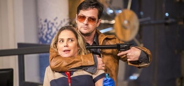 Heloisa Pérrise pede para sair de Tomara que Caia