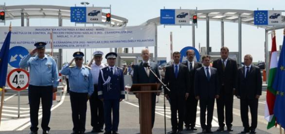 Punctele de trecere a frontierei cu Bulgaria