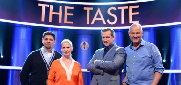 """""""The Taste"""":Die Coaches/ Foto: © Sat1/Willi Weber"""
