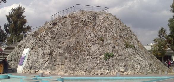 Este volcán se encuentra en México.