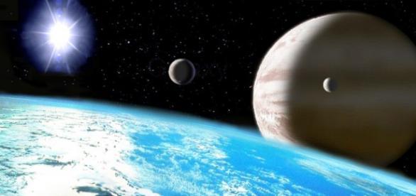 Imagen de archivo astronómica.