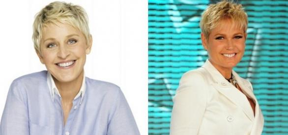 Xuxa apelará para entrevista com Ellen DeGeneres