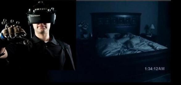 Actividad paranormal llega a los videojuegos