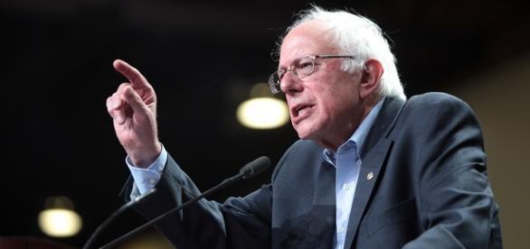 Bernie Sanders es candidato en EEUU.