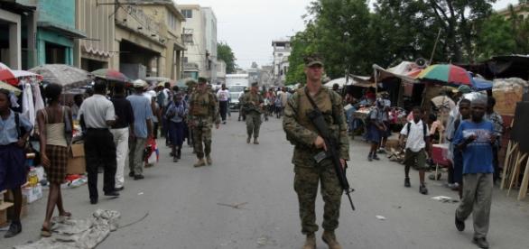 Haiti es un país sumamente pobre