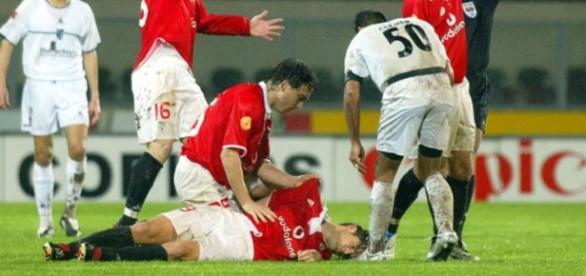 Húngaro Miklos Feher era jogador do Benfica