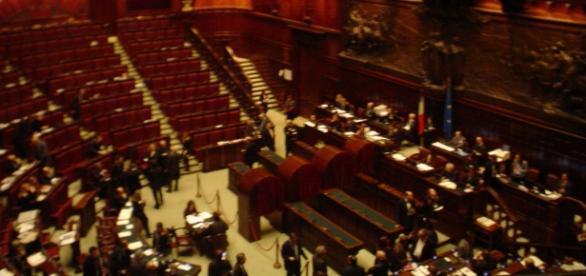 Palazzo Montecitorio - Camera dei Deputati
