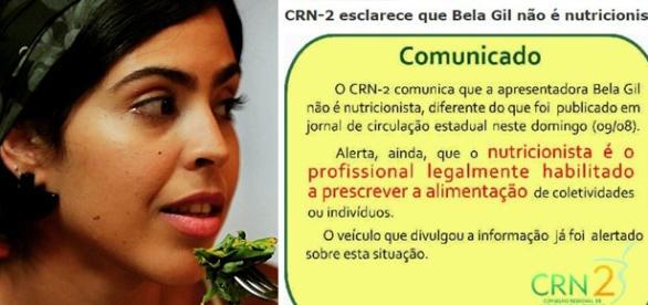 Polêmica envolvendo a filha de Gilberto Gil.