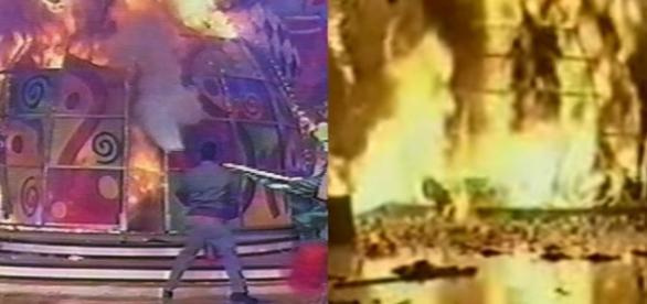 Vítima de incêndio do Xuxa Park desabafa
