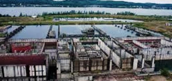 Elektrownia atomowa w Żarnowcu.