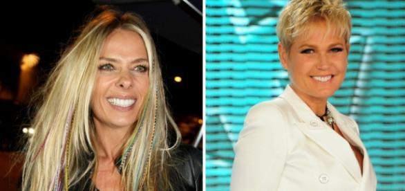 Galisteu desabafa sobre Xuxa: 'não sei quem é ela'