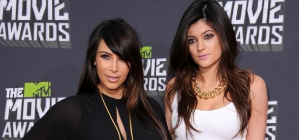 Kim Kardashian inveja corpo da irmã.