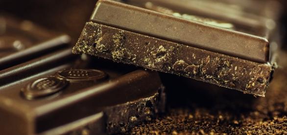 O chocolate é um alimento saudável. Pixabay.