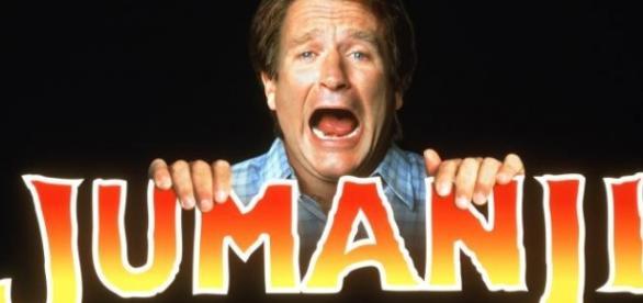 The unrepeatable Robin Williams.
