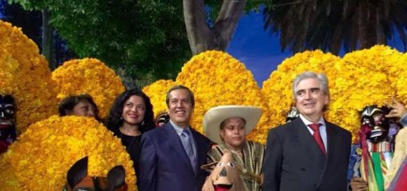 El gobernador de Guerrero, Rogelio Ortega.
