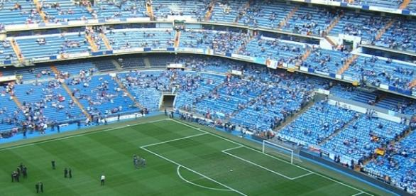 Imagen del estadio de la Romareda