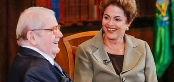 Jô Soares passa a falar mal de Dilma