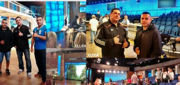 Vazam fotos de estúdio de Xuxa
