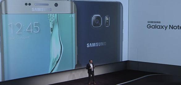 Derniers nés de Samsung Galaxy S6 Edge+ et Note5
