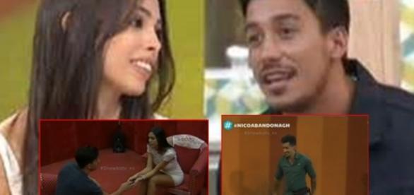 Nicolás abandona GH y quiere casarse con Maypi
