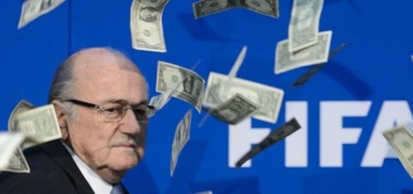 Prezydent FIFA Sepp Blatter - rtlnieuws.nl
