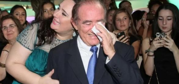 Renata Aragão pede ambulância na Globo