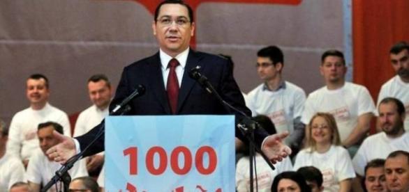 Victor Ponta spune că demisia sa e posibilă