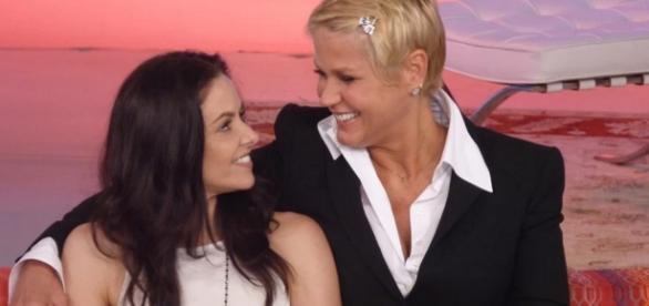 Xuxa tentou contratar Bianca Rinaldi