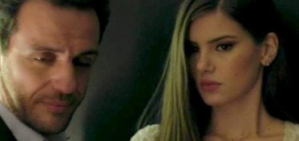 Angel quer se afastar de Alex em Verdades Secretas