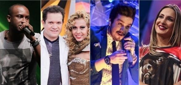 Artistas se revoltam com Globo