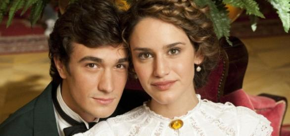 I protagonisti della serie (foto Tv zap).