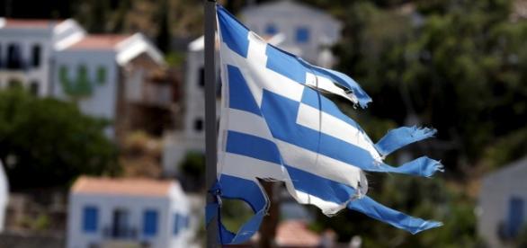 Os duros anos de crise econômica na Grécia.