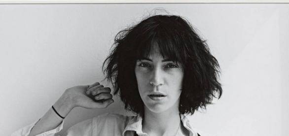 Patti Smith durante sus comienzos en New York
