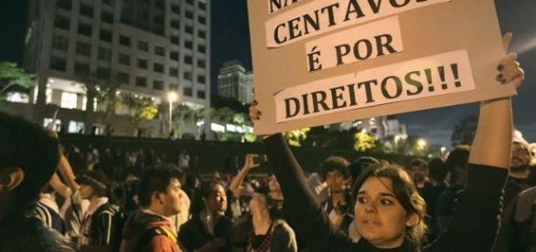 Protestos viraram rotina no país nos últimos anos