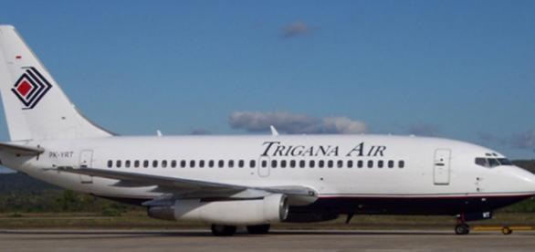 Trigana Air gilt als unsichere Fluglinie