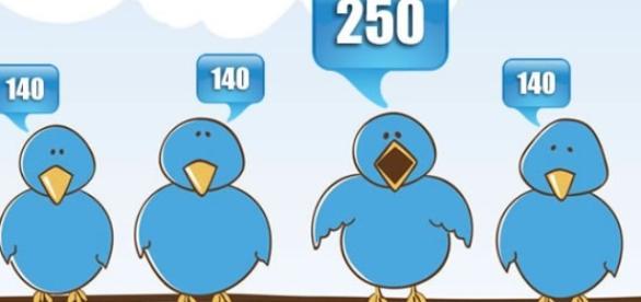 Twitter liberou mensagens acima dos 140 caracteres